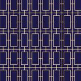 Retro, vintage, art deco, elegant, vector pattern. - 206166238