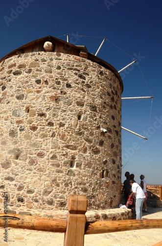 Fotografía  Moulin de Kefalos (Kos- Grèce)