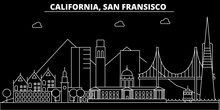 San Francisco Silhouette Skyli...