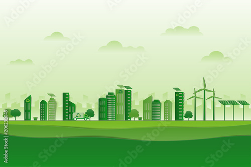 Foto op Plexiglas Groene ธรรมชาติสีเขียวสดใสทำใหม่