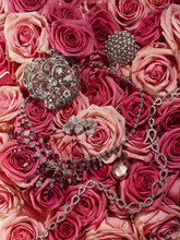 Jewelry In Roses