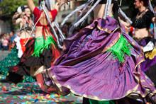 Gypsy Belly Dancers