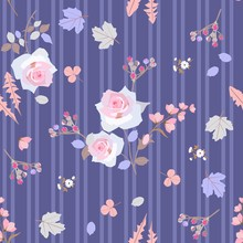 Seamless Striped Pattern With ...