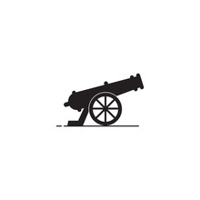 Cannon Vector Icon