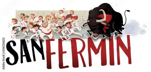 San Fermin Pamplona