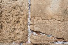 Placing Notes, Western Wall, Jerusalem