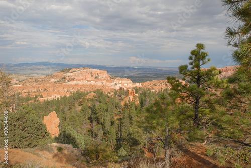 Papiers peints Vieux rose Bryce Canyon USA