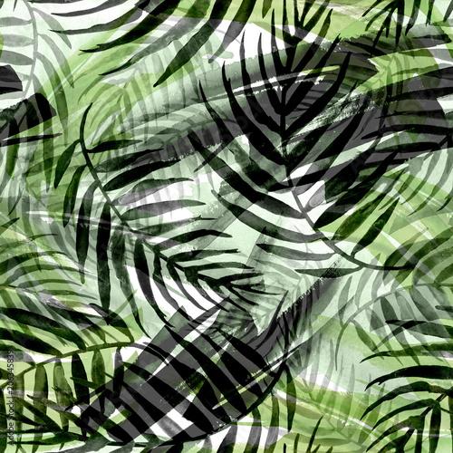 akwarela-streszczenie-bezszwowe-tlo-wzor-miejsce-odrobina-farby-zmaza-rozwod-kolor-zielone-liscie-drzewa-dlonie-streszczenie
