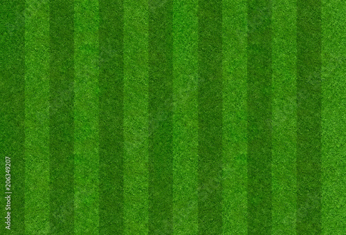 Fussballrasen Mit Streifen Buy This Stock Photo And Explore