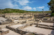 Ancient City Of Kamiros in Rhodes island, Greece