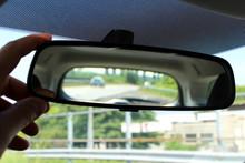 Specchio Retrovisore Dell'auto...