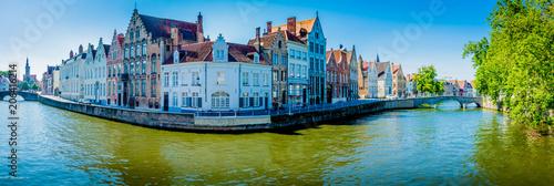Wall Murals Bridges Brugge - Belgium