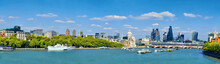 London, Panoramic View Over Th...