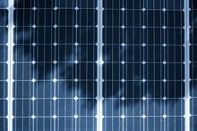 Clean Energy Concept, Solar Pa...