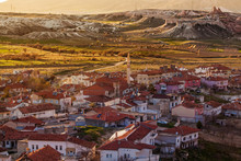 View On Turkish Village In The...