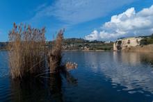 Temple Of Apollo On Averno Lak...