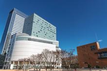 仙台駅前風景