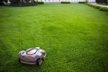 Automatic Lawnmower Robot Mowe...