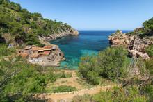 Beautiful Majorca Beach Cove S...