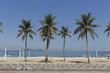 Ipanema beach in Rio de Janeiro Brazil.