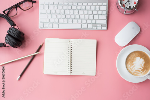 Fototapeta new lifestyle with coffee  obraz na płótnie