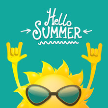 Hello Summer Funky Rock N Roll...