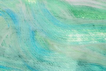 Naklejka multicolored art painted texture background