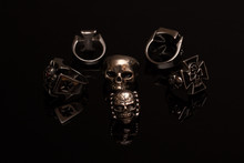 Biker Rings Are Ready For Your...