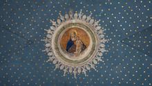 Virgin Mary With Child Jesus P...