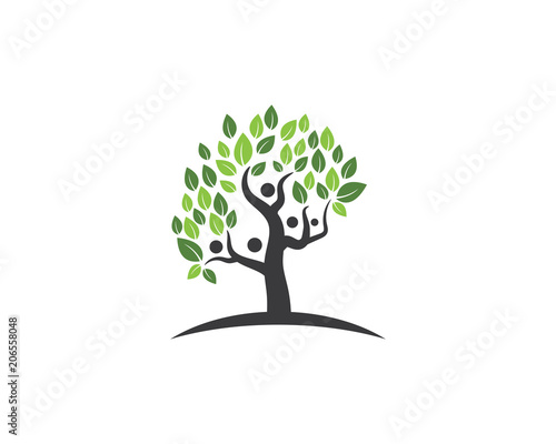 Family Tree Symbol Icon Buy This Stock Vector And Explore Similar