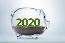 2020 Prosperity Year Concept