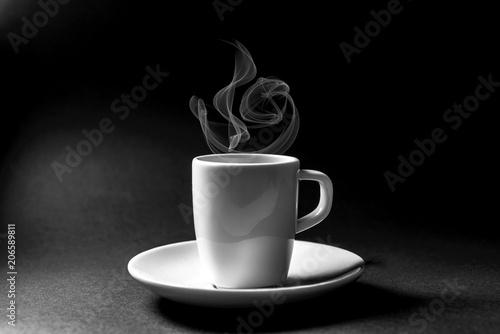 Aluminium Prints Cafe Taza de café