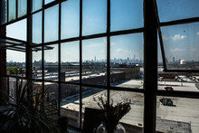 Skyline View From Apartment In...