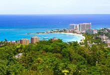 Jamaican Beach A. Caribbean Be...