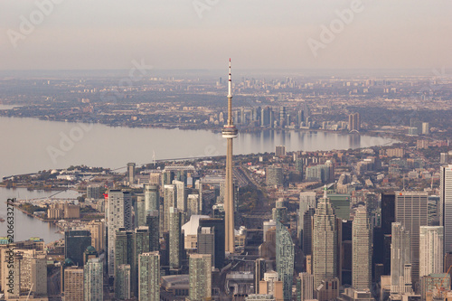 Foto op Aluminium Toronto Toronto from the East