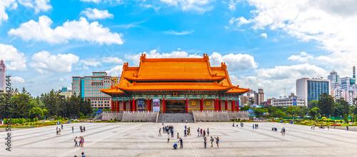 Fototapeta premium Izba Pamięci Czang Kaj-szeka Taipei, Tajwan