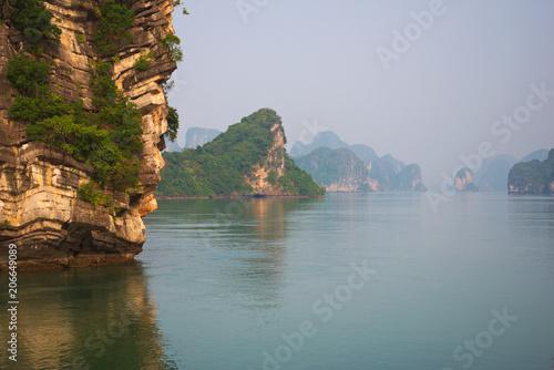 Canvas Prints Guilin Islands in Ha Long Bay, Vietnam