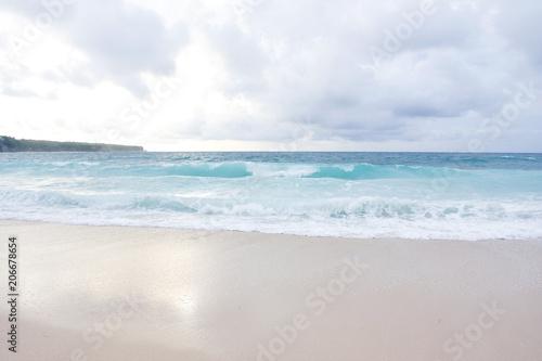 Poster Zee / Oceaan バリの海