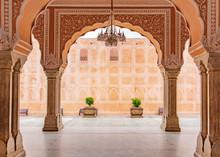 Jaipur City Palace In Jaipur C...