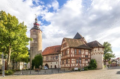 Tauberbischofsheim, Kurmainzisches Schloss, Türmersturm