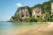 plage de Tonsai en Thaïlande