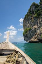 Long Tail Boat Thaïlande