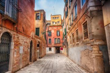 Fototapeta Street of Venice