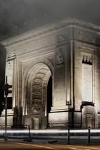 Arcul De Triumf Bucharest