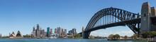 Panoramic View Of Sydney Skyli...