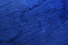 Dark Blue Black Slate Backgrou...