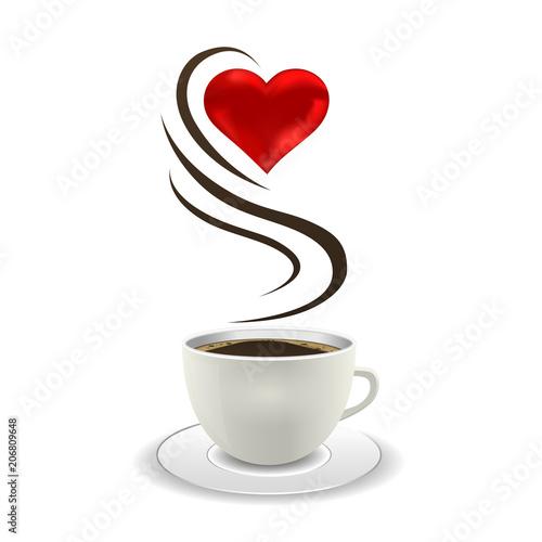 filizanka-kawy-i-czerwone-serce-milosc-do-kawy-na-bialym-tle