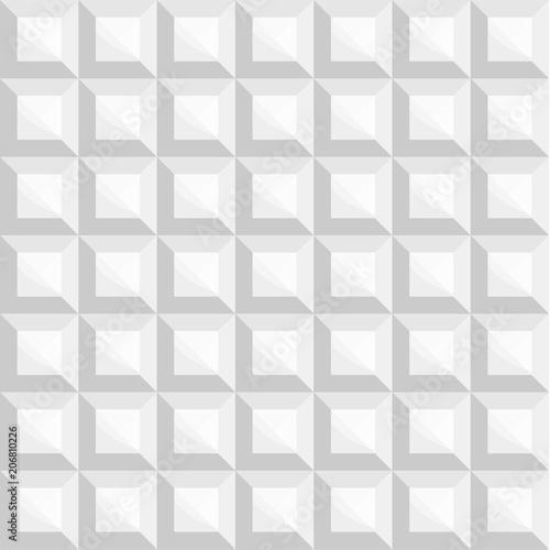 bezszwowy-3d-bialego-kwadrata-tlo-z-reliefowa-tekstura-eps10-wektor