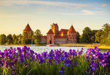 Trakai Island Castle - A Popular Tourist Destination In Lithuania