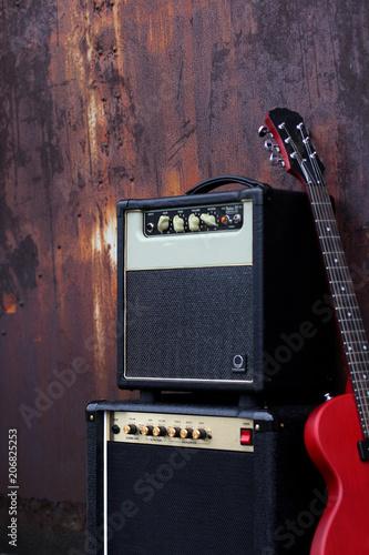 Slika na platnu エレキギター